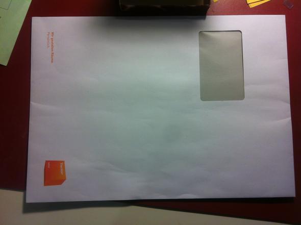 Brauner Briefumschlag Beschriften Briefumschlag Beschriften Und