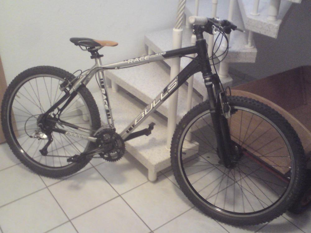 Dirtbike (Fahrrad) aufpimpen (lackieren)