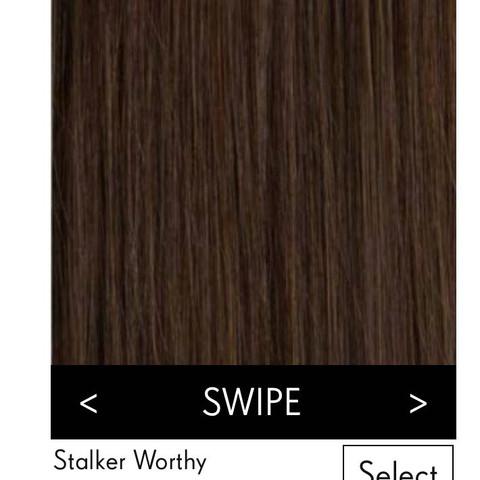 Stalker whorty  - (Farbe, Qualitaet, dunkelbraun)
