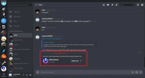 Discord Server-Einladungen- Wie einrichten, das Cover des Server