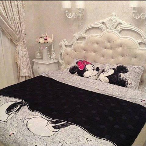 disney bettw sche. Black Bedroom Furniture Sets. Home Design Ideas