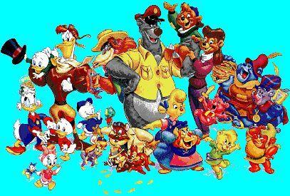 DisneySerie - (Serie, Disney)