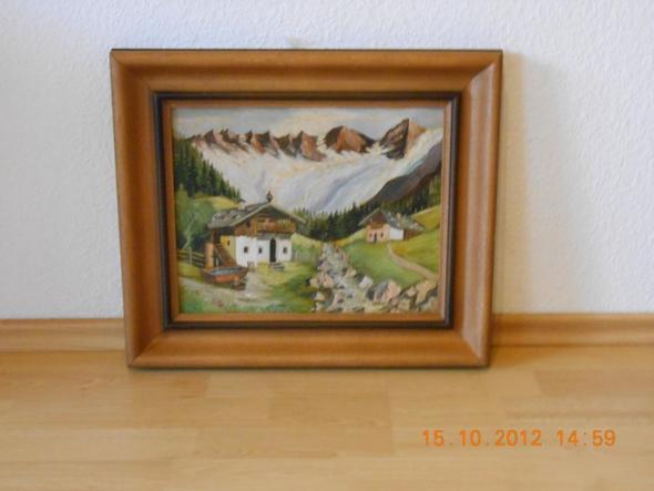 Maler unbekannt - (Bilder, Kunst, Gemälde)
