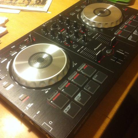 Ich habe noch keine guten Boxen für den Mischpult :)  - (Boxen, DJ, Pioneer)