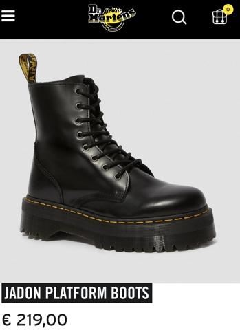 Doc Martens richtige Größe finden? (Mode, Schuhe, Style)