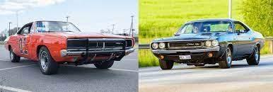Dodge Challenger und Charger neu oder von 1970?