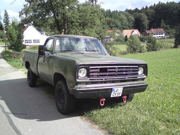 Dodge ram - (Auto, Dodge)