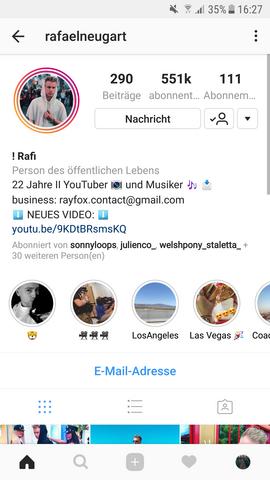 Wie bekommt man den doppelte Ring um das Profilbild bei Instagram und könnte mir das jemand machen?