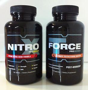 Nitro X Pro T Force