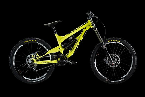 YT Industries Tues SE - (Fahrrad, Vergleich, Downhill)