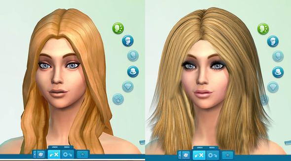 Sims 4 frisuren download