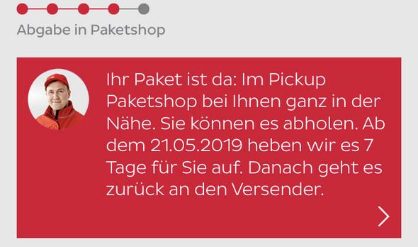 Dpd Paket Nicht Im Pickup Shop Paketversand Paketshop