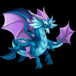 Doppel-Meer Drache - (Dragon City, Doppel-Meer Drache)