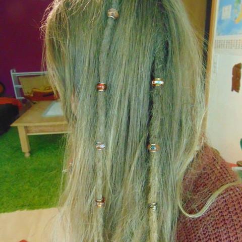 Dreads haare?