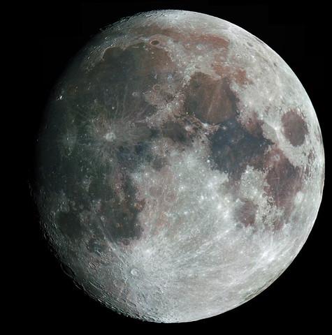 Mond Französisch