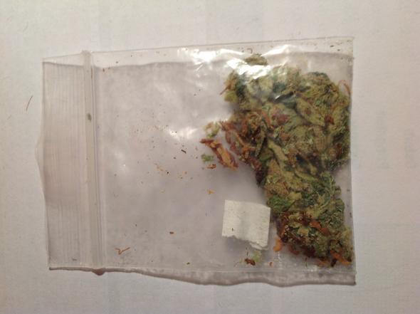 Drogen oder getrocknete Blumen?