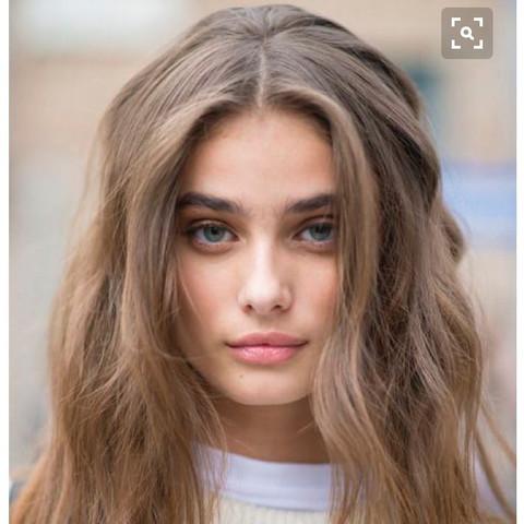 so möchte ich meinen ansatz - (Haarfarbe, Drogerie)