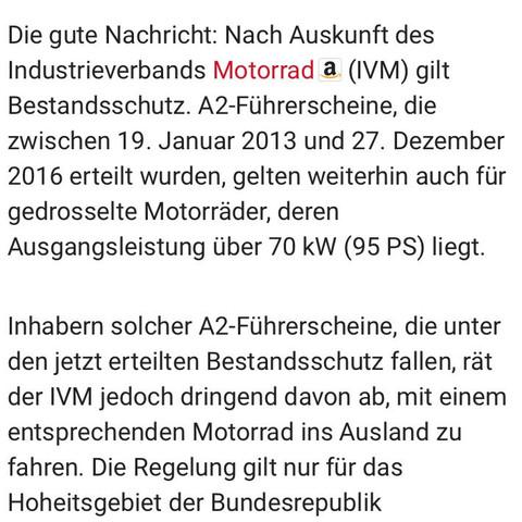 Bundestag - (Recht, Motorrad)