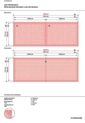 druckdatenblatt 2/2 - (Werbung, Grafik, Design)