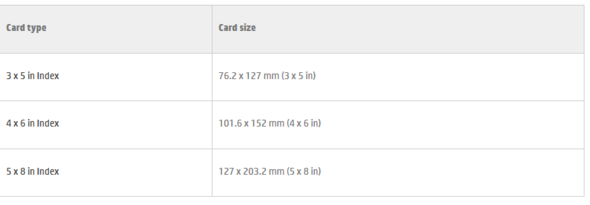 Drucker Für Visitenkarten Kompatible Drucken