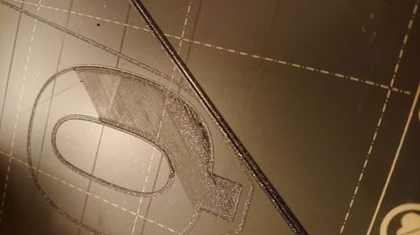 Drucker gibt zu wenig filament aus?
