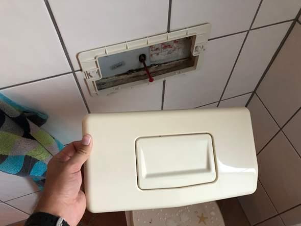 Drückerplatte WC nachkaufen?
