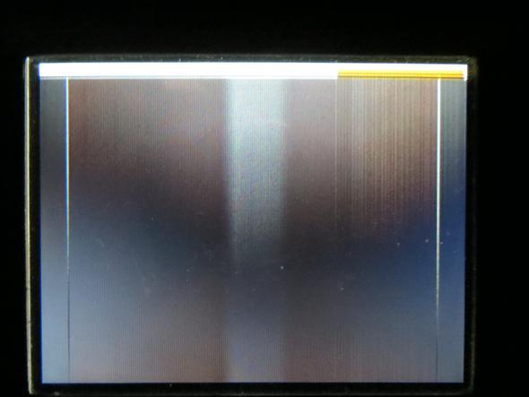 DS Lite Touchscreen - (Nintendo, Touchscreen, flackern)