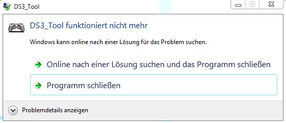 Fehlermeldung - (Computer, Freizeit, Technik)