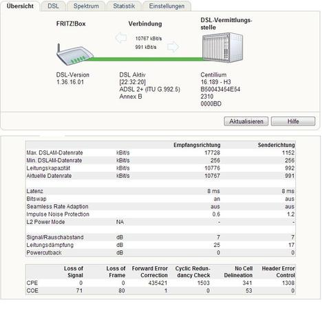 Fritzbox - (Computer, Internet, Informatik)