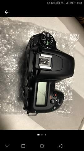DSLR Kamera Zweitdisplay reparieren?