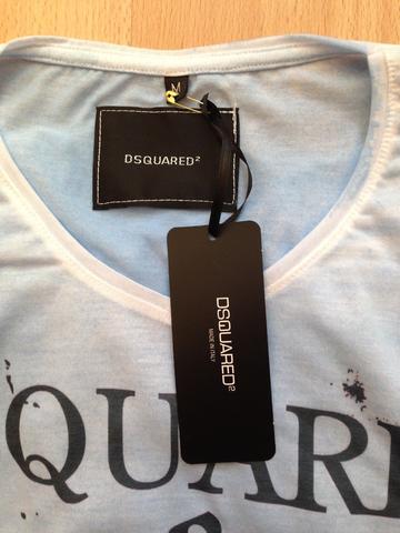 Dsquared Shirt 2 - (Mode, eBay, Online-Shop)