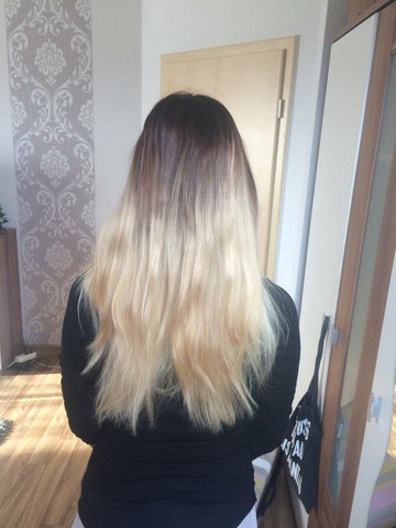 Braune haare wieder blond bekommen