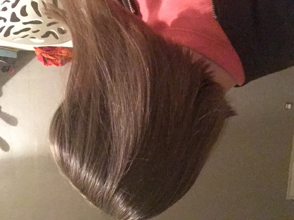 Dunkelblonde Bis Hellbraune Kurze Haare Blondieren Friseur