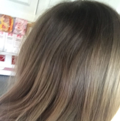 Medium Light Brown Hair