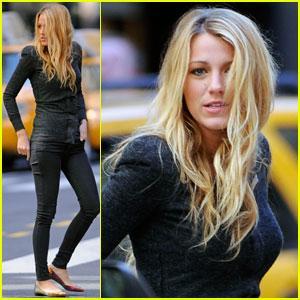 Blake Livelys blond - (Haare, Haarfarbe, färben)