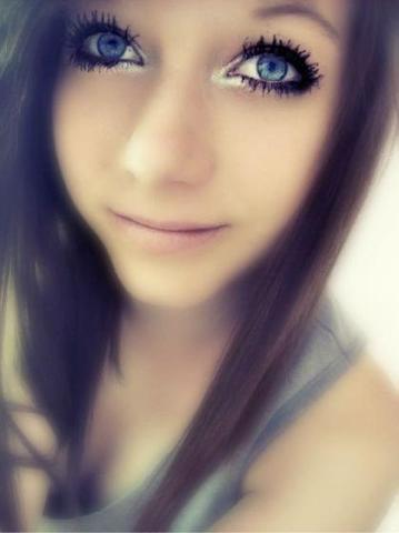 Blaue Augen - (Beauty, Augen, Aussehen)
