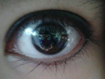 Meine Augen :) - (Beauty, Augen, Aussehen)