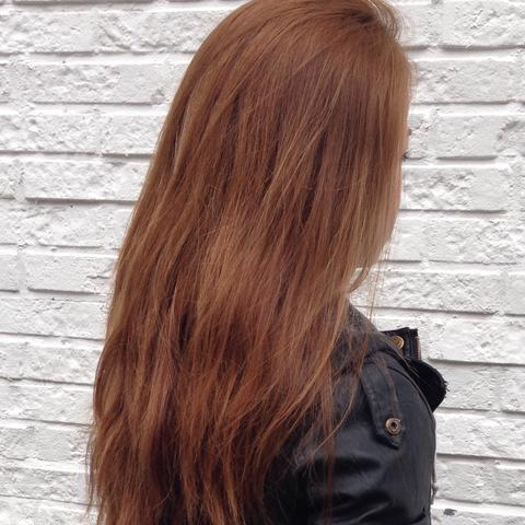 Rot Dunkelbraune Haare Haare Haarforumde