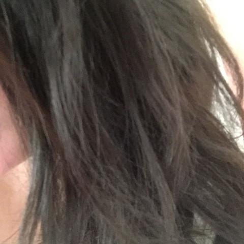Das sind meine jetzigen Haare  - (Haare, färben, directions)