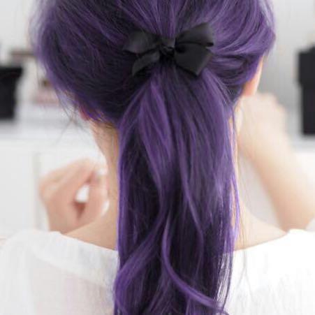 So soll es aussehen  - (Haare, färben, directions)