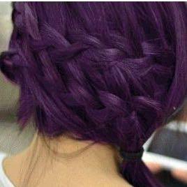 Oder so in etwa  - (Haare, färben, directions)