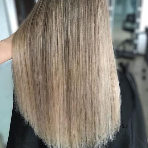 Und so will ich sie gerne haben , (Haare, Friseur, blond)