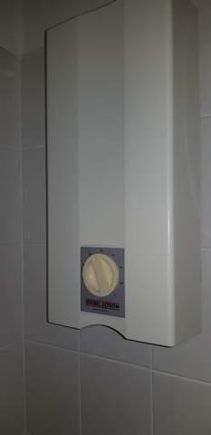 Durchlauferhitzer heizt nicht mehr (Stiebel Eltron HDE24)?