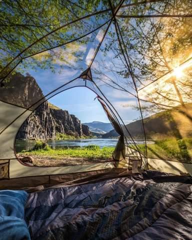 Durchsichtiges Zelt?