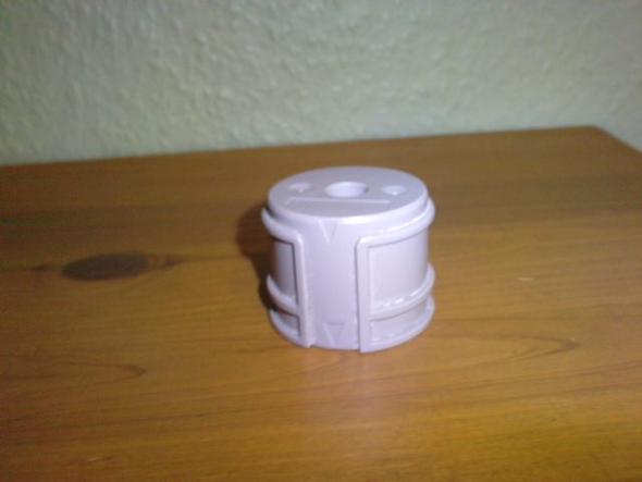 das Plastik ding - (Dusche, Armatur, Concept)