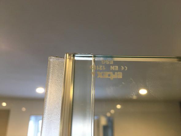 Schriftzug  - (Glas, Schriftzug entfernen)