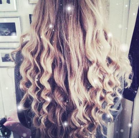 Dutt Locken Oder Glatt Haare Frisur