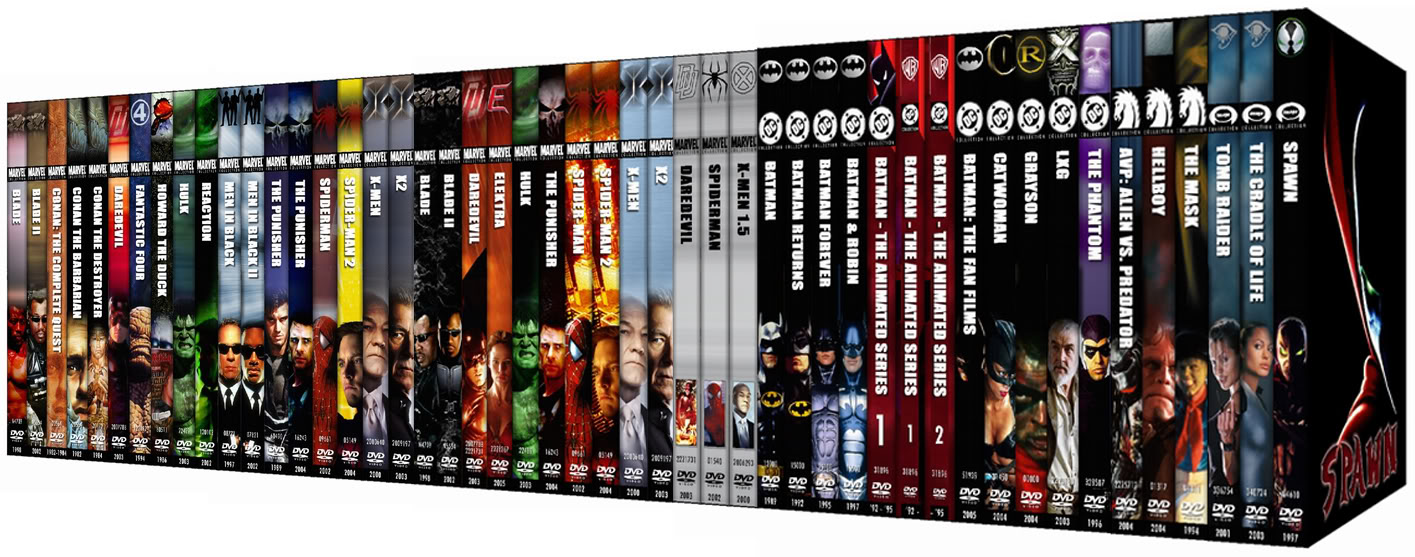 Alle Marvel Filme Kaufen