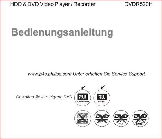 Bild 1 - (brennen, dvd player)