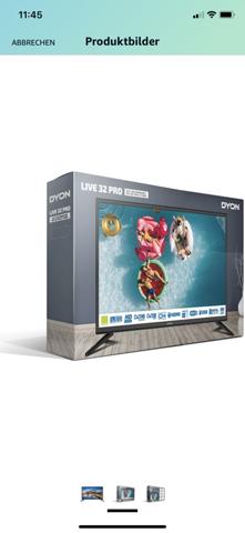 DYON Live 32 Pro 80 cm (32 Zoll) Fernseher?